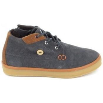 Pantofi Copii Pantofi sport stil gheata Faguo Wattle Suede C Gris Gri