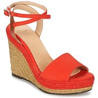 Pantofi Femei Sandale  Castaner ADELA Roșu