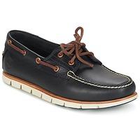Încăltăminte Bărbați Pantofi barcă Timberland TIDELANDS 2 EYE Albastru