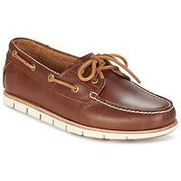Pantofi Bărbați Pantofi barcă Timberland TIDELANDS 2 EYE Maro