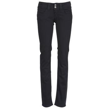 Îmbracaminte Femei Pantalon 5 buzunare Pepe jeans VENUS Negru / 999