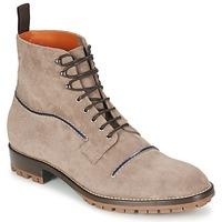 Pantofi Bărbați Ghete Etro E174 Taupe