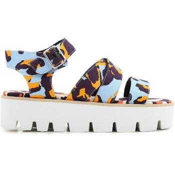 Pantofi Femei Sandale  Msgm 2042MDS62 014 multicolore