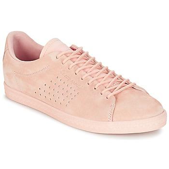 Pantofi Femei Pantofi sport Casual Le Coq Sportif CHARLINE NUBUCK Roz