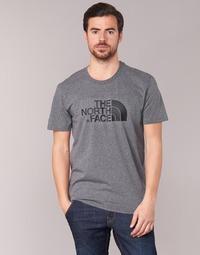 Îmbracaminte Bărbați Tricouri mânecă scurtă The North Face EASY TEE Gri