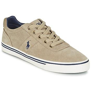 Pantofi Bărbați Pantofi sport Casual Polo Ralph Lauren HANFORD Taupe