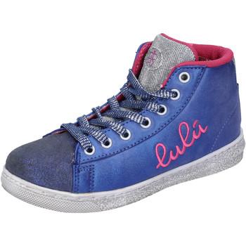 Pantofi Fete Pantofi sport stil gheata Lulu AH227 Albastru