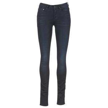 Îmbracaminte Femei Jeans skinny G-Star Raw 3301 HIGH SKINNY Albastru