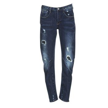 Îmbracaminte Femei Jeans boyfriend G-Star Raw ARC 3D LOW BOYFRIEND Albastru / Brut