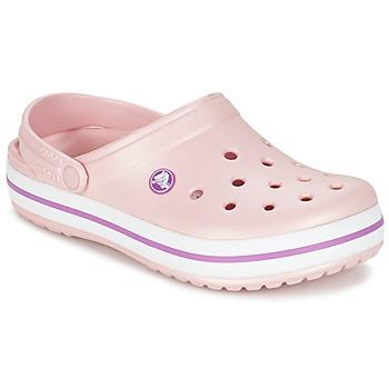 Pantofi Saboti Crocs CROCBAND Roz
