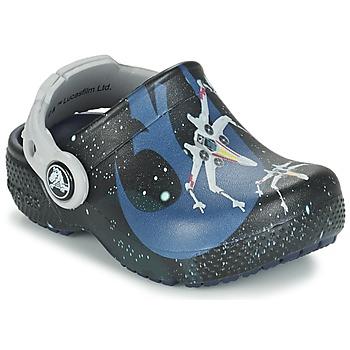 Pantofi Băieți Saboti Crocs Crocs Funlab STarwars Clog Bleumarin