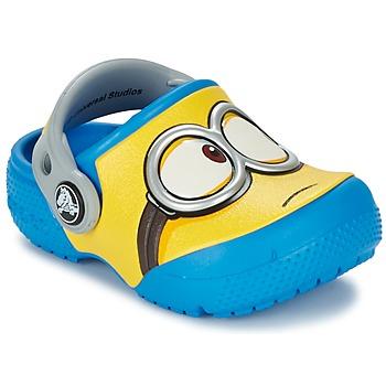 Pantofi Copii Saboti Crocs Crocs Funlab Despicalbe me 3 Albastru
