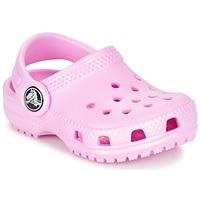 Pantofi Copii Saboti Crocs Classic Clog Kids Roz