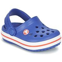 Pantofi Copii Saboti Crocs Crocband Clog Kids Albastru
