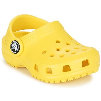 Pantofi Copii Saboti Crocs Classic Clog Kids Galben