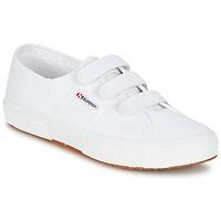 Pantofi Femei Pantofi sport Casual Superga 2750 COT3 VEL U Alb