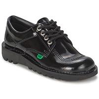 Încăltăminte Femei Pantofi Oxford Kickers KICK LO Negru