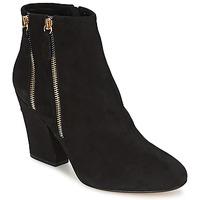 Pantofi Femei Botine Dune London NORAS Black