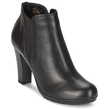 Pantofi Femei Botine Dune London PUG Black