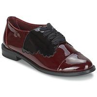 Pantofi Femei Pantofi Derby F-Troupe Butterfly Shoe Burgundy