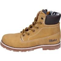 Pantofi Băieți Ghete Blaike AH151 Galben