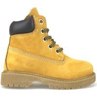 Pantofi Fete Ghete Didiblu AJ956 Galben