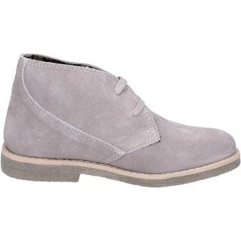 Pantofi Fete Ghete Didiblu AH175 Gri