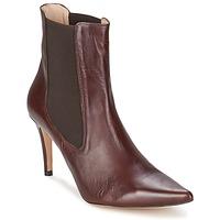 Pantofi Femei Botine Alba Moda PIMTY Maro