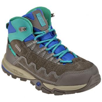 Pantofi Fete Drumetie și trekking Tecnica  Gri