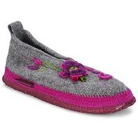 Pantofi Femei Papuci de casă Giesswein TANGERHÜETTE Gri