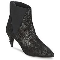 Pantofi Femei Botine Stéphane Kelian ELSA 7 Negru