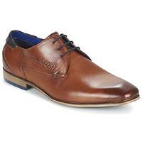 Pantofi Bărbați Pantofi Derby Bugatti CALETTE Coniac