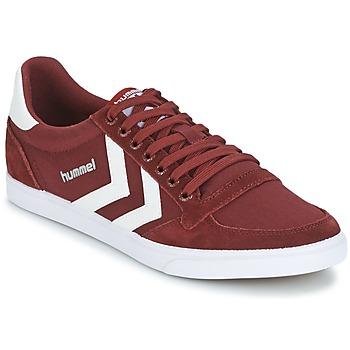 Pantofi Pantofi sport Casual Hummel STADIL CANEVAS LOW Bordo