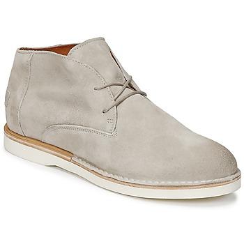Pantofi Femei Ghete Shabbies DRESCA Gri
