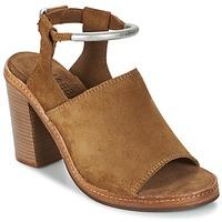 Pantofi Femei Sandale și Sandale cu talpă  joasă Shabbies MARZIO Maro