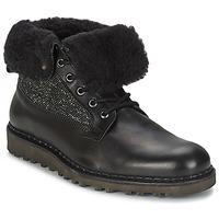 Pantofi Bărbați Ghete Nobrand STREET Negru