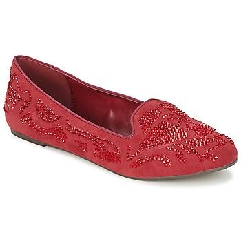 Pantofi Femei Mocasini Moony Mood LUDIA Roșu