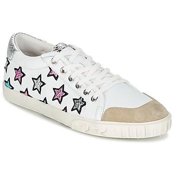 Pantofi Femei Pantofi sport Casual Ash MAJESTIC Alb