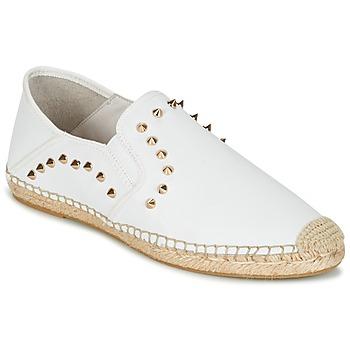Pantofi Femei Espadrile Ash ZABOU Alb