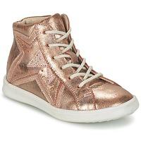 Pantofi Fete Pantofi sport stil gheata GBB PRUNELLA Roz / Auriu