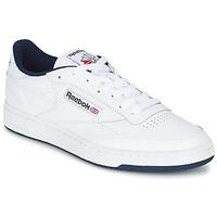 Încăltăminte Bărbați Pantofi sport Casual Reebok Classic CLUB C 85 Alb / Albastru