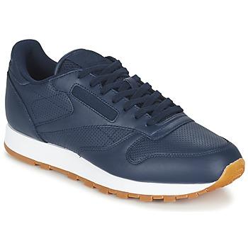 Încăltăminte Bărbați Pantofi sport Casual Reebok Classic CL LEATHER PG Albastru