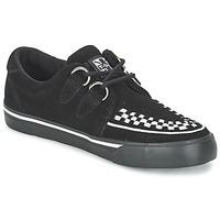 Încăltăminte Pantofi sport Casual TUK CREEPERS SNEAKERS Negru / Alb