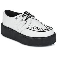 Pantofi Pantofi Derby TUK MONDO HI Alb