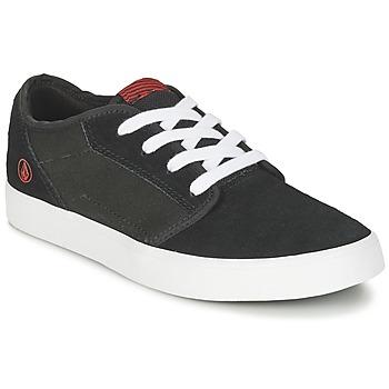 Pantofi Copii Pantofi sport Casual Volcom GRIMM 2 BIG YOUTH Negru