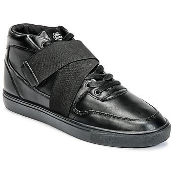 Încăltăminte Bărbați Pantofi sport stil gheata Sixth June NATION STRAP Negru