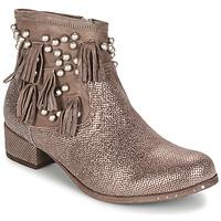 Pantofi Femei Ghete Mimmu MOONSTROP Maro