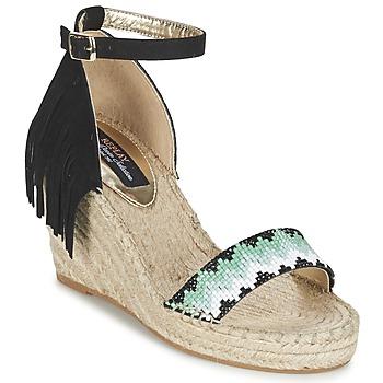 Pantofi Femei Sandale  Replay CHATE Negru