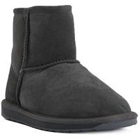 Pantofi Femei Cizme de zapadă EMU STINGER MINI CHARCOAL Grigio