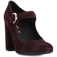 Pantofi Femei Pantofi cu toc Carmens Padova CAMERON LORD MONTEPULCIANO Bordeaux